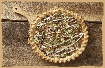 Picture of Philly Cheesesteak Pizza